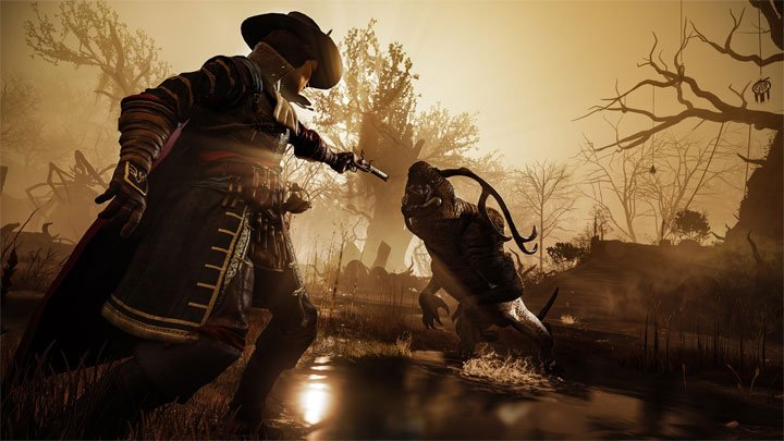 GreedFall - New Gameplay From the Game by The Technomancer devs - picture #1