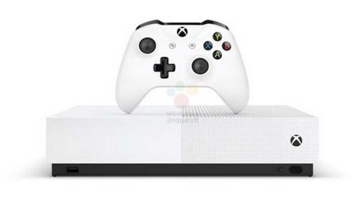 Possible Release Date and Price of Xbox One S All-Digital - picture #1
