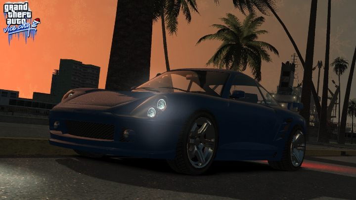 Сделанные фанатами GTA: Vice City Remake на RAGE Engine получили новые скриншоты - картинка # 1
