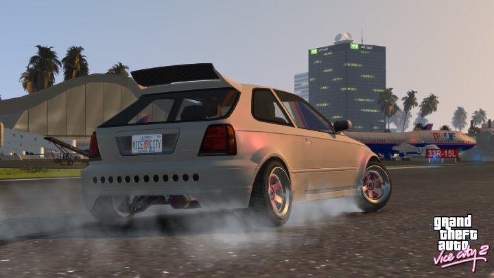 Сделанные фанатами GTA: Vice City Remake на RAGE Engine получили новые скриншоты - картинка # 2