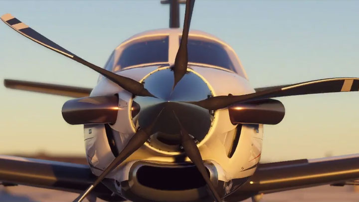 Microsoft Flight Simulator - The Legend Returns Next Year - picture #1