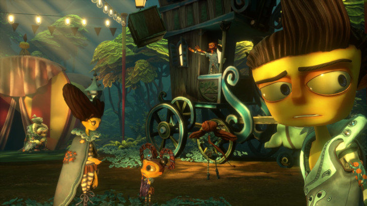 Double Fine As Part Of Xbox Game Studios; Psychonauts 2 With A New Trailer - picture #1
