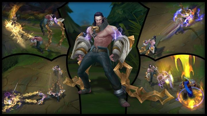 Riot introduces Sylas, The Unshackled - picture #1