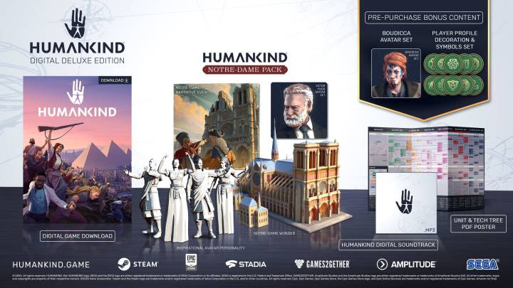 Humankind PC System Requirements and Release Date - picture #1