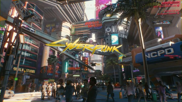Cyberpunk 2077 Wont Be an Epic Store Exclusive - picture #1