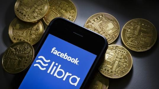 Bitcoin Gains After Announcement of Libra Cryptocurrency - picture #2