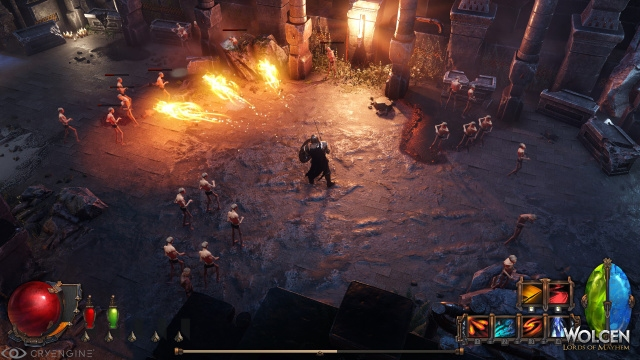 Cry Engine 3-based hack-and-slash Wolcen: Lords of Mayhem enters Steam Early Access - picture #1