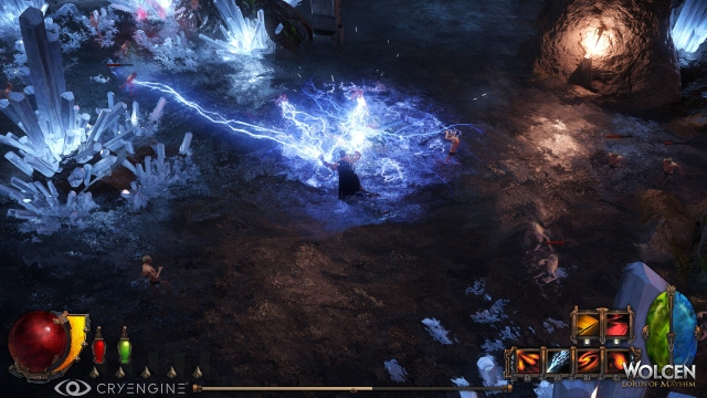 Cry Engine 3-based hack-and-slash Wolcen: Lords of Mayhem enters Steam Early Access - picture #2