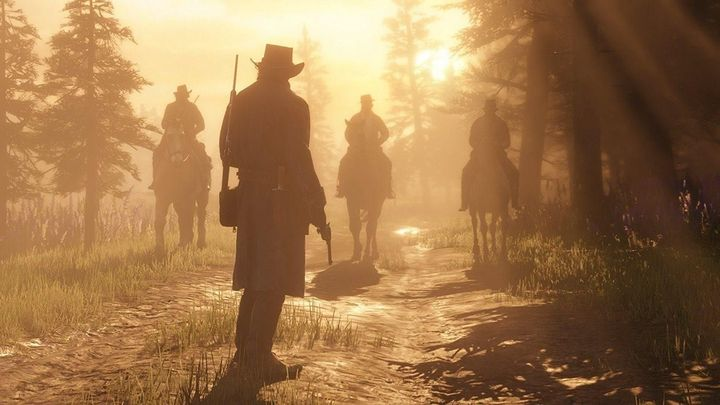 Red Dead Redemption 2 is the Best-Rated PS4 Game - picture #1