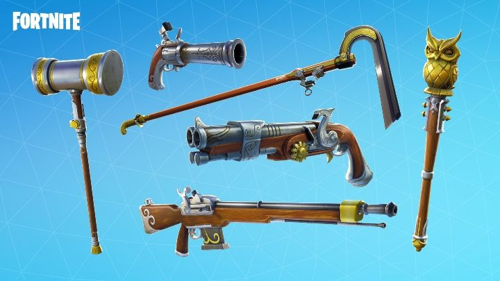 Fortnite Season 5 launches with an old friend making a comeback - picture #2