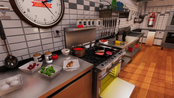 Be the Master Chef with Cooking Simulator - picture #1