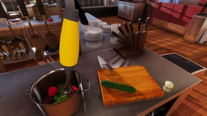 Be the Master Chef with Cooking Simulator - picture #2