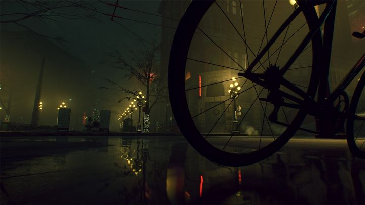 More Screenshots From New Vampire The Masquerade - picture #2
