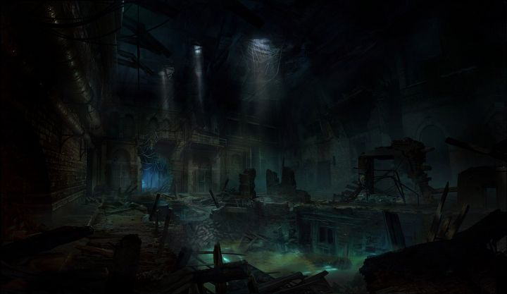More Screenshots From New Vampire The Masquerade - picture #5