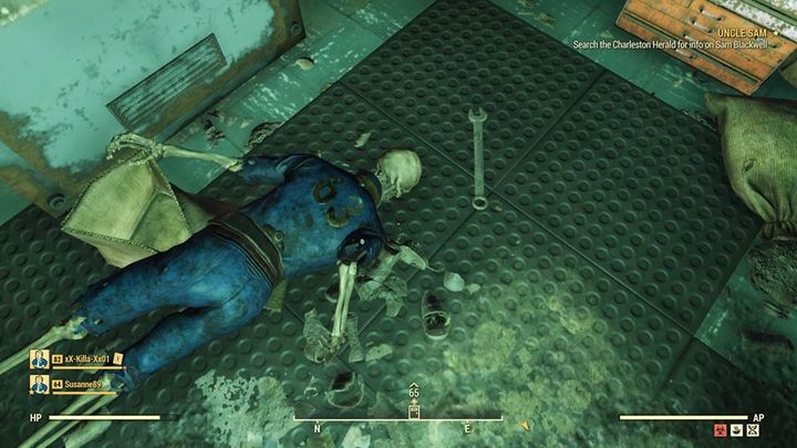 Fallout 76 Player Has Entered Forbidden Crypt 63, Begs Bethesda Not to Ban Him - picture #2