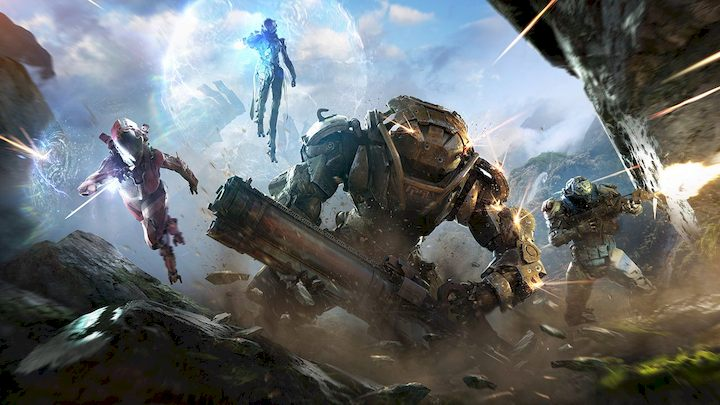 Anthem will not achieve 60fps on day one - picture #1