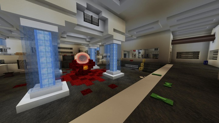Minecraft Player Tries to Recreate 2016 Doom - picture #4