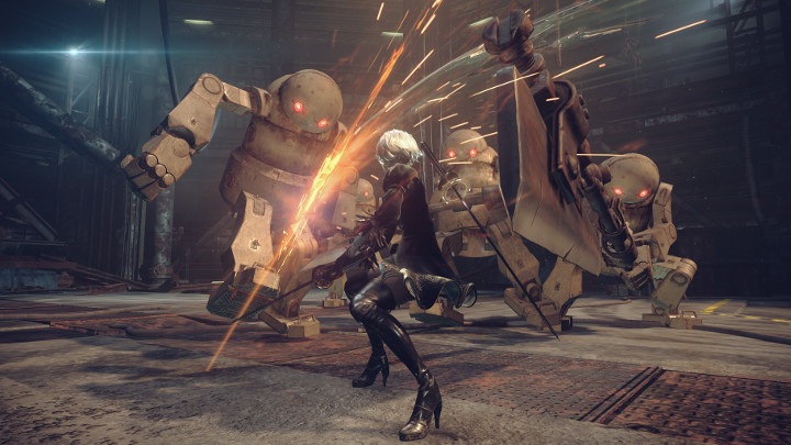Great Sales of NieR Automata, Square Enix Invests in New IPs - picture #1
