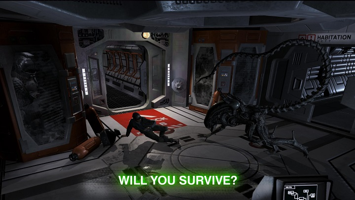 Alien Blackout announced for mobile devices - picture #3
