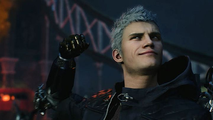 Devil May Cry 5 will receive a new demo - picture #1