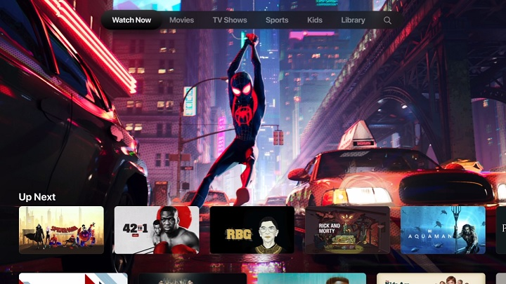 Apple TV+  - New Competition for Netflix and Other VOD Services - picture #1