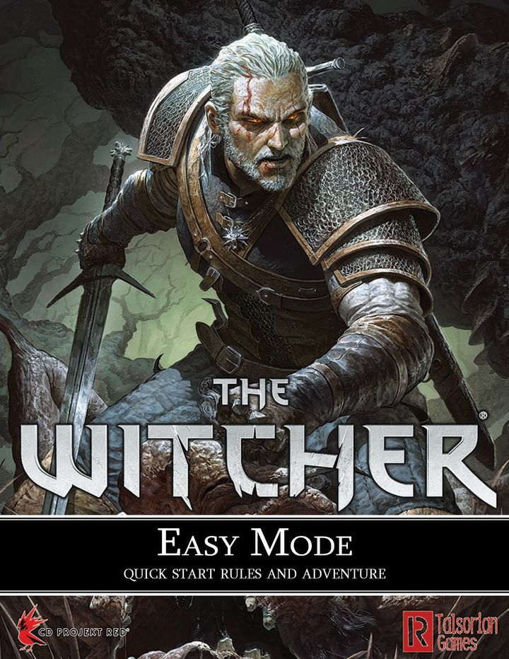 The Witcher RPG Easy Mode Announced - picture #2