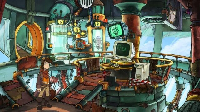 Deponia Doomsday announced, coming out next week! - picture #1