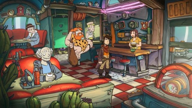 Deponia Doomsday announced, coming out next week! - picture #3