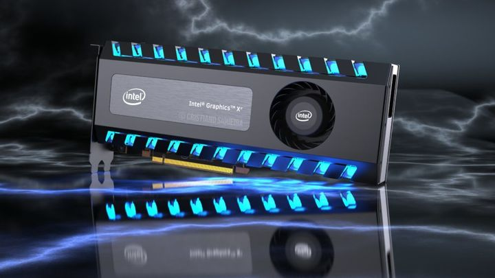Intel Xe Cards With Hardware Ray Tracing Support - picture #2