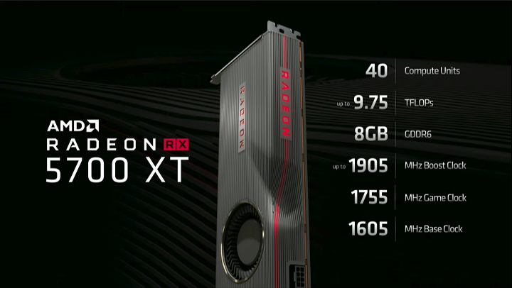 Radeon RX 5700 Revealed; E3 2019 AMD Presentation Summary - picture #5