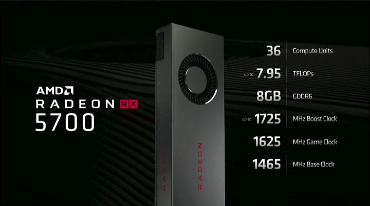 Radeon RX 5700 Revealed; E3 2019 AMD Presentation Summary - picture #6