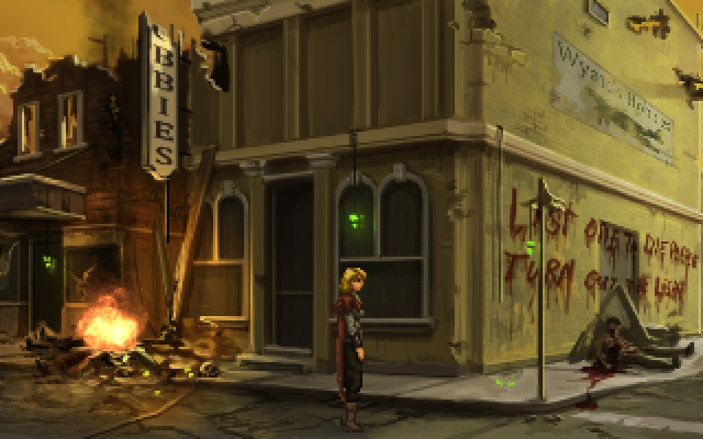 Blackwell creators announced Shardlight, an oldschool adventure game - picture #1