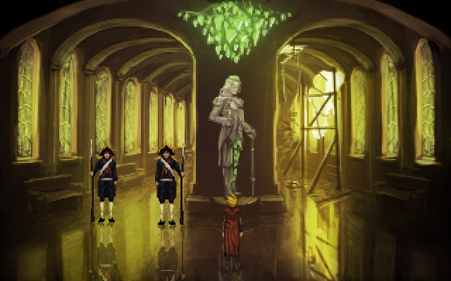 Blackwell creators announced Shardlight, an oldschool adventure game - picture #3