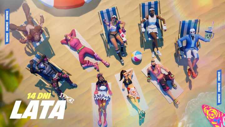 14 Days of Summer - Two-week Event Launches in Fortnite - picture #1