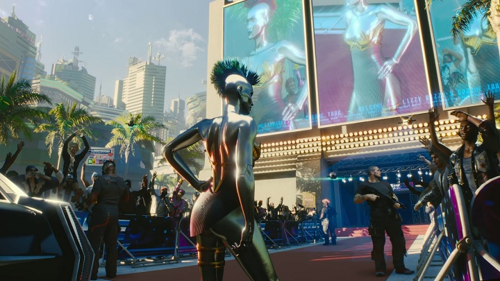 Optimization is a key issue for developers of Cyberpunk 2077 - picture #1
