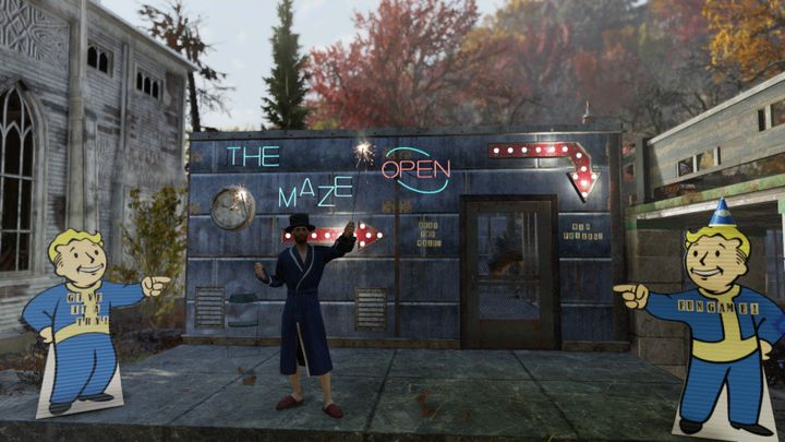 Player Makes Death Trap in Fallout 76, Opens For Business - picture #1