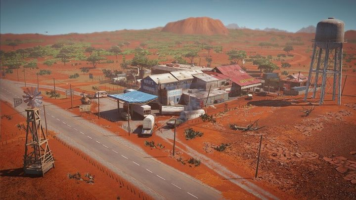 Ubisoft Presents Outback - a New Map for the Rainbow Six Siege - picture #1