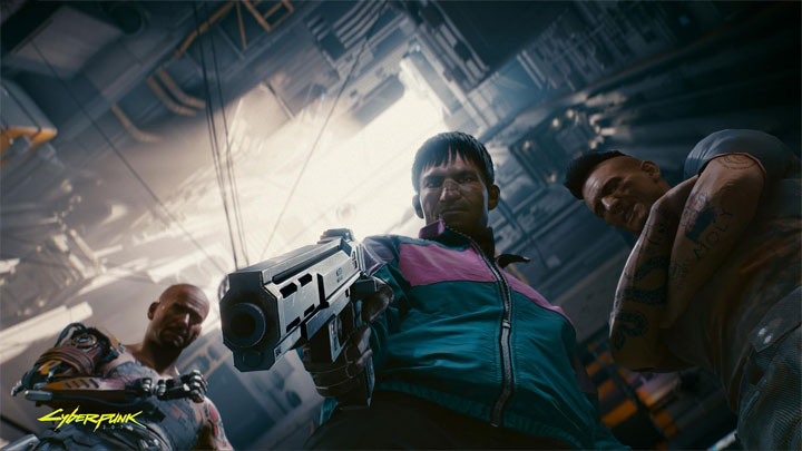 No Game Over Screens in Cyberpunk 2077 - picture #1