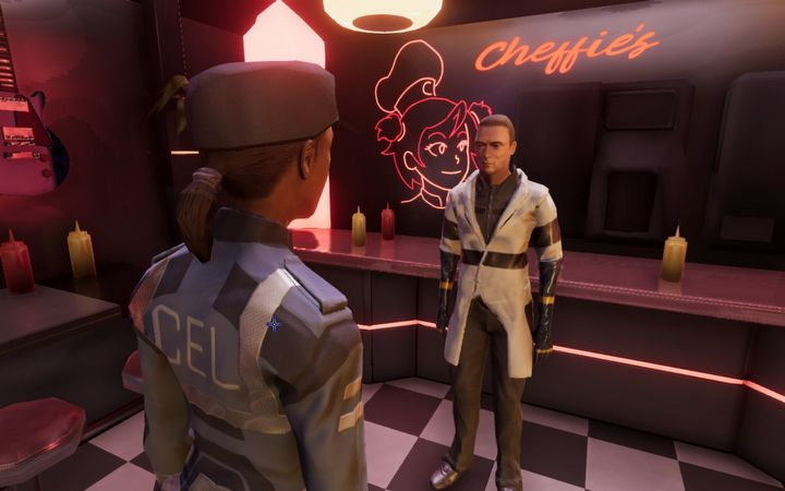 Technobabylon Birthright Goes 3D - picture #2