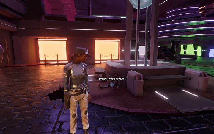 Technobabylon Birthright Goes 3D - picture #4