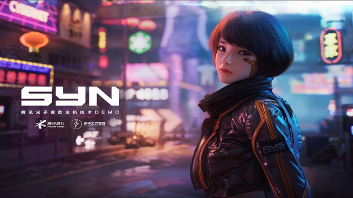 Syn - Tencent Games Announces New Cyberpunk FPS - picture #1