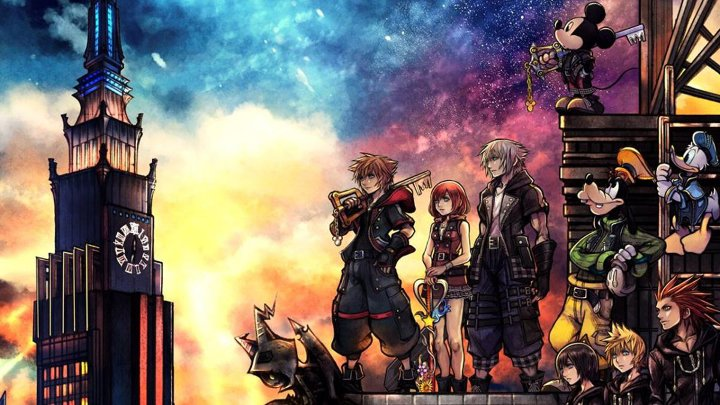 Kingdom Hearts 3 has been released today - picture #1