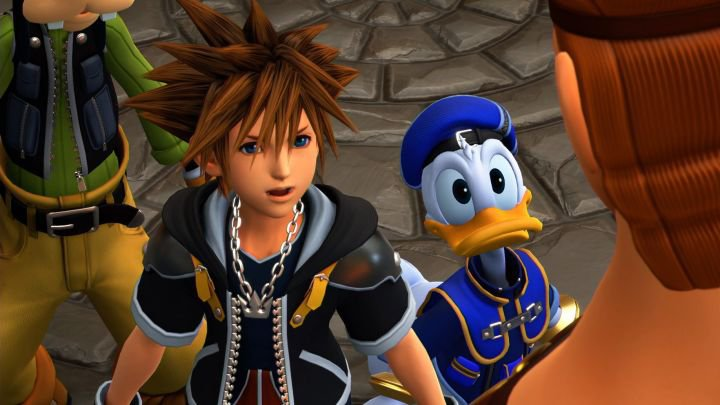 Kingdom Hearts 3 has been released today - picture #2