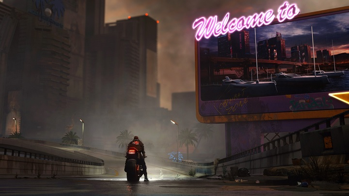 Cyberpunk 2077 – PS4 Size and XOne X Resolution - picture #1