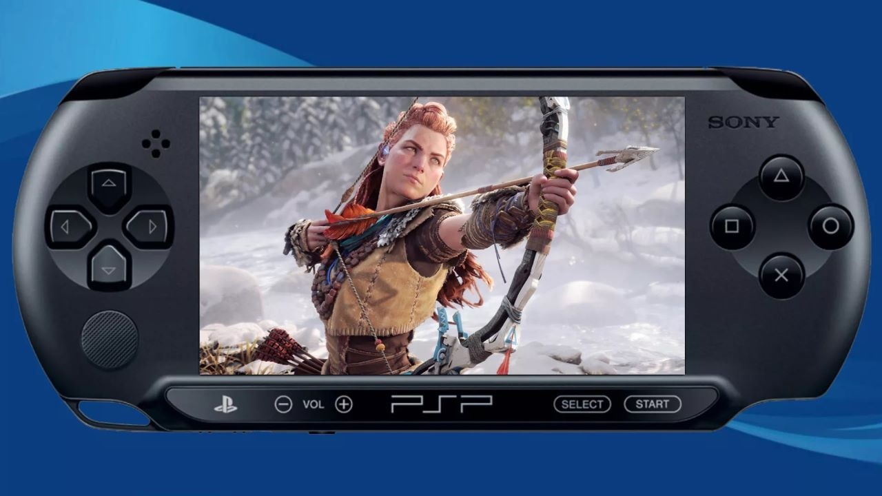 PSP 5G - Sony May Create a Mobile PS5 - picture #1