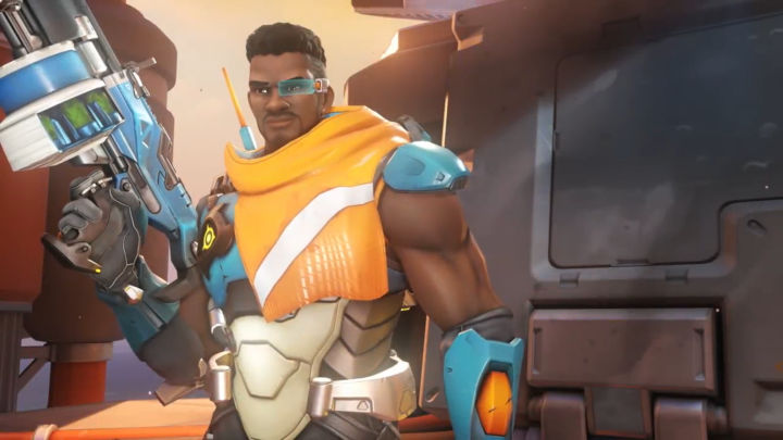 Baptiste is the New Character in Overwatch - picture #1