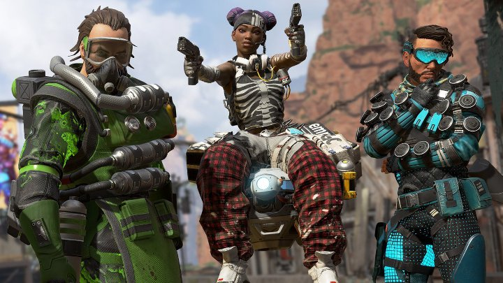 Apex Legends Prepares Penalty System For Early Leavers - picture #2