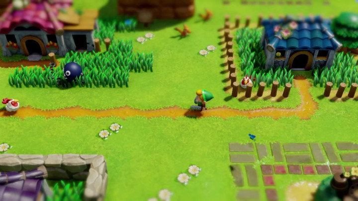 The Legend of Zelda Links Awakening - Trailer, Release Date, Level Editor - picture #1