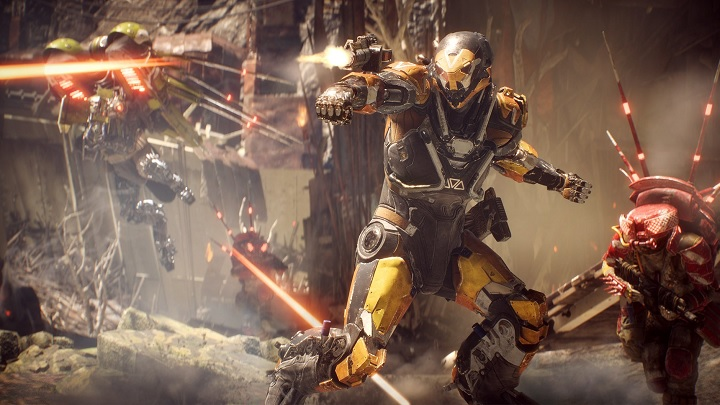 Analyst: Early Reviews of Anthem on PC is EAs Fault - picture #1