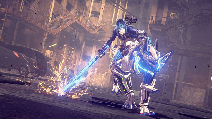 Astral Chain - New Trailer and Release Date - picture #1